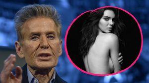 Calvin Klein und Kendall Jenner - Collage