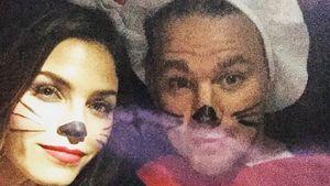 Channing Tatum und Jenna Dewan an Halloween