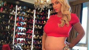 Coco Austin zeigt ihren nackten Baby-Bauch