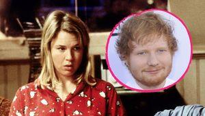 Collage Bridget Jones & Ed Sheeran