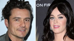 Collage: Liebes-Outing bei Katy Perry und Orlando Bloom
