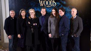 """Der Cast von """"Into The Woods"""" bei einem Photocall"""