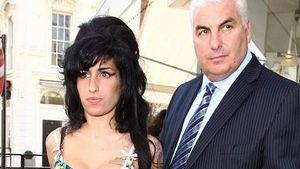 Amy und Mitch Winehouse