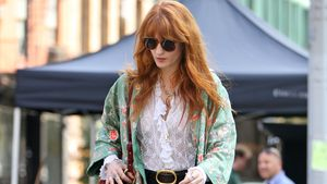 Florence Welch im Hippie Look