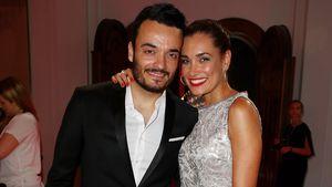 Giovanni Zarrella und Jana Ina Zarrella posieren gemeinsam