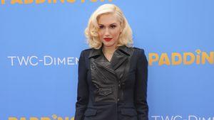 Gwen Stefani sieht etwas angestrengt aus