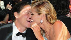 Heidi Klum schmust mit Vito Schnabel