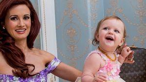 Holly Madison mit ihrer Tochter Rainbow