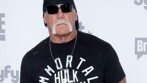 Hulk Hogan sieht düster aus