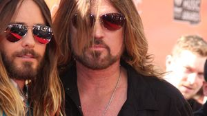 Jared Leto und Billy Ray Cyrus