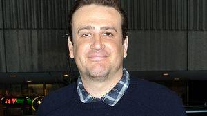 Jason Segel mit dickem Gesicht