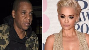 Jay-Z und Rita Ora Collage