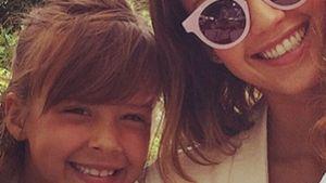Jessica Alba mit ihrer Tochter Honor Marie