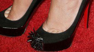 Jessica Simpsons High Heels