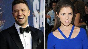 Justin Timberlake und Anna Kendrick