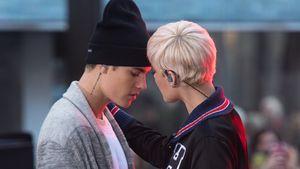 Justin und Halsey