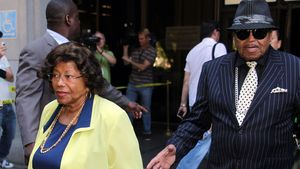 Katherine Jackson und Joe Jackson in Los Angeles
