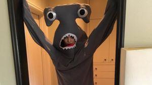 Kendall Jenner als Hai