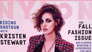 Kristen Stewart auf dem Nylon-Cover