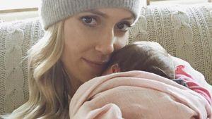 Kristin Cavallari zeigt ihre kleine Tochter