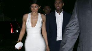 Kylie Jenner und Tyga halten Händchen