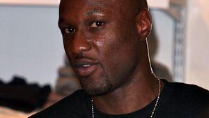 Lamar Odom guckt skeptisch