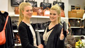 Larissa Marolt und ihre Schwester Lisa-Marie