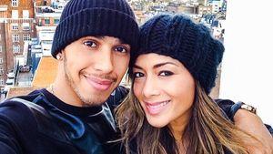 Lewis Hamilton und Nicole Scherzinger vereint
