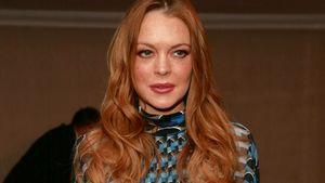 Lindsay Lohan Nippelblitzer