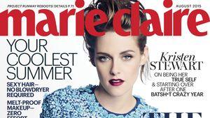 Marie Claire Cover mit Kristen Stewart