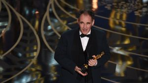 Mark Rylance hat den Oscar