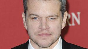 Matt Damon bei einem Festival