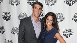Michael Phelps' Verlobte zeigt Babybauch