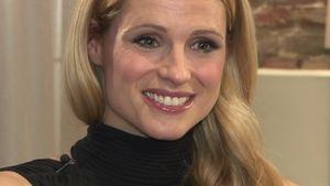 Michelle Hunziker bleibt blond