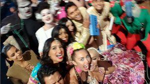 Miley Cyrus Selfie bei den VMAs