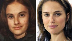 Natalie Portman - Lookalike - Collage