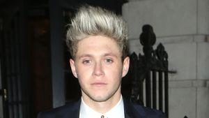 One Direction Niall Horan im Anzug