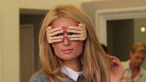 Paris Hilton beim Sonnenbrillen shoppen in Beverly Hills