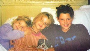 Pixie Geldof, Peaches Geldof und Fifi Geldof
