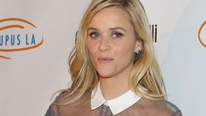 Reese Witherspoon sieht angestrengt aus