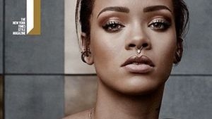 Rihanna Cover T-Magazine