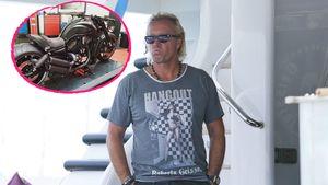 Robert Geiss kauft Motorrad