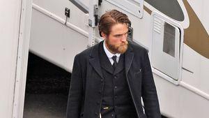 Robert Pattinson trägt jetzt Vollbart