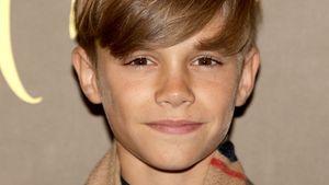 """Romeo Beckham bei der """"Burberry""""-Premiere"""