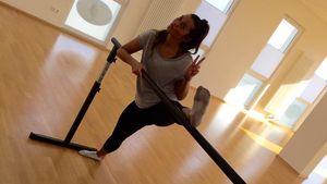 "Sarah Lombardi trainiert für ""Let's Dance"""