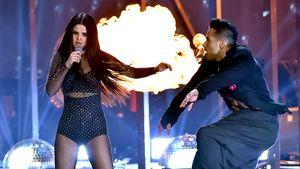 Selena Gomez performt bei den AMA's 2015