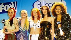 Spice Girls mit einem Preis
