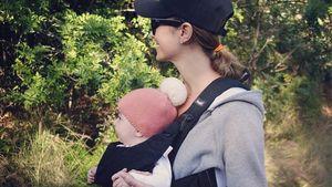 Stacy Keibler und ihr Baby
