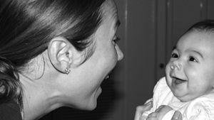Stacy Keibler und ihre Tochter Ava