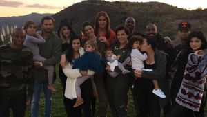 Thanksgiving bei den Kardashians